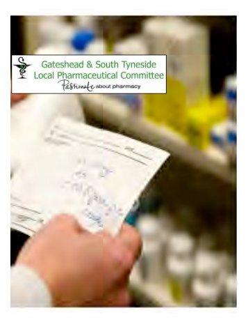 to download - Gateshead & South Tyneside LPC
