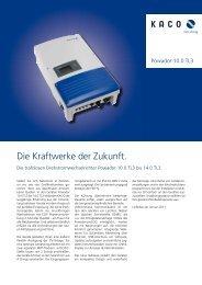 KACO - Powador (10.0 TL3).pdf - Inoval.de