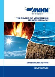 instandhaltung von heizungen - Manta Ecologica