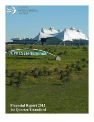 Financial Report 2012 1st Quarter/Unaudited - DAC