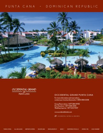 Occidental Grand Punta Cana-DR