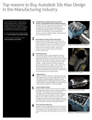 Top reasons to Buy Autodesk 3ds Max Design in the Manufacturing ...