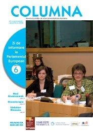 Zi de informare la Parlamentul European - Societatea de Scleroza ...
