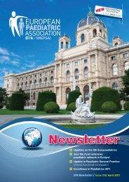 EPA Newsletter / Issue 09/ April 2011 - epa / unepsa