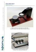 Shadow mask aligner from Idonus - CMI - Page 5