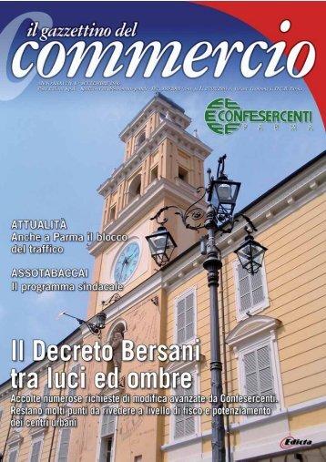 MUTUO CHIROGRAFARIO DA 36 A 60 MESI - Confesercenti Parma