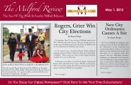 Rogers, Grier Win City Elections - Milford LIVE!