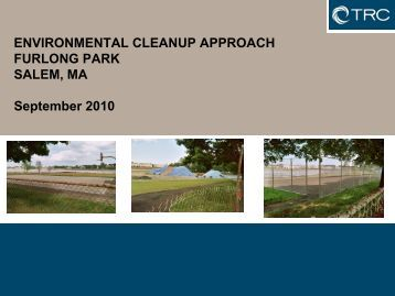 Environmental Cleanup Approach Powerpoint Presentation ...