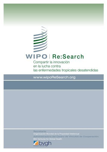 WIPO Re:Search