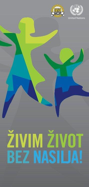 Živim život bez nasilja - Ministarstvo unutarnjih poslova RH