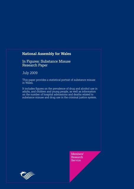In Figures - National Assembly for Wales