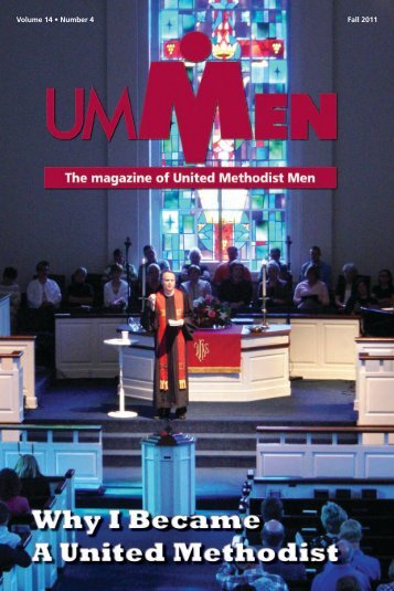 Fall 2011, No. 4 - United Methodist Men