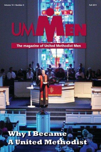 Fall 2011, No. 4 - United Methodist Men