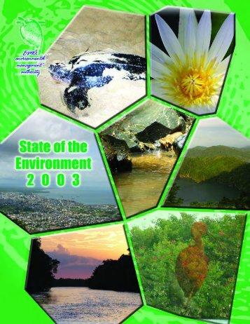 SOE Report 2003 - Noise Pollution - Environmental Management ...