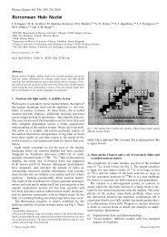 Borromean Halo Nuclei - Nrv Jinr