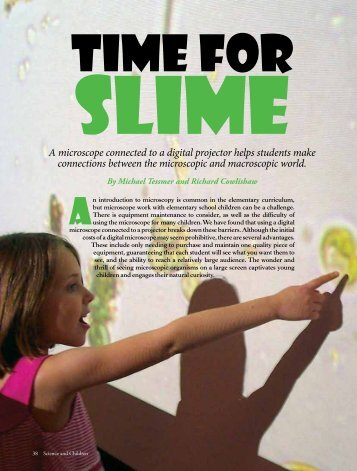 Time for Slime - Southwestern College