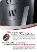 Super classy. Super automatic. The Saeco Odea Line. - Page 5