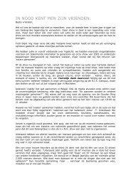 VvNK Vereniging Voor Nieuwe Kleurkanaries - Geel