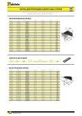 """""""Quintela"""" (2004 год) - кабельные каналы, розетки телефонные ... - Page 6"""