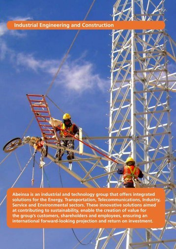 Industrial Engineering and Construction - Abengoa