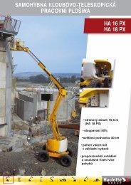 Prospekt ke stažení (pdf) - Ramirent
