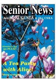 April - Senior News Georgia