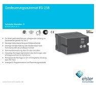 IFD 258 - Gasotec
