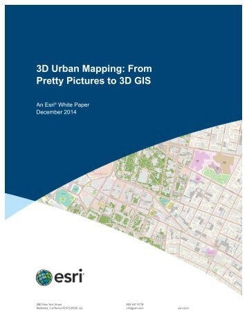 3d-urban-mapping