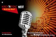 KreY Foil® - PrintPerfection