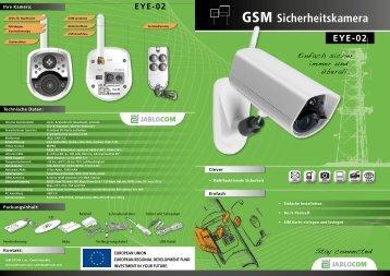 GSM Sicherheitskamera - Jablocom