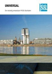 interaktive PDF-Da - Universal | Icopal GmbH