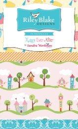 Happy Ever After - Riley Blake Designs