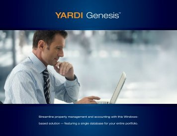Genesis Residential and Commercial - Yardi