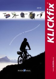 w w w . K L IC K fi x .co m 2 0 10 - Tekno Parts LTD