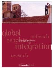 outreach research - UCLA International Institute