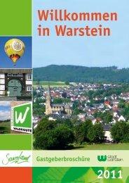 Ferienwohnung Am Ölmannsberg - Warstein
