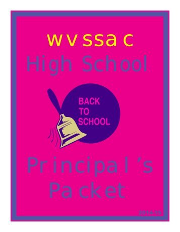 High School - wvssac