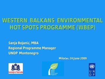 New Project Proposal - Brown fields 555.92 Kb - Western Balkans ...
