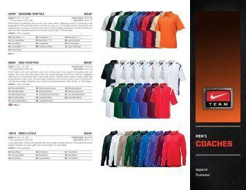 COACHES - Nike Team Sports