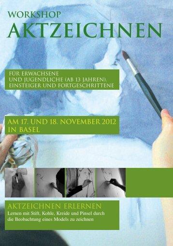 Flyer - Kunst Raum Rhein