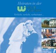 Heiraten in der Stadt Warstein