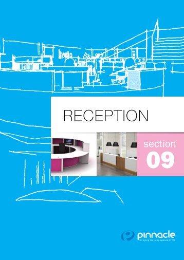 RECEPTION - Pinnacle Furniture