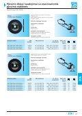 Pjovimo diskai naudojimui su stacionariomis pjovimo staklėmis - Page 5