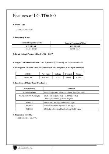 CDMA MOBILE PHONE - Jordans Manuals
