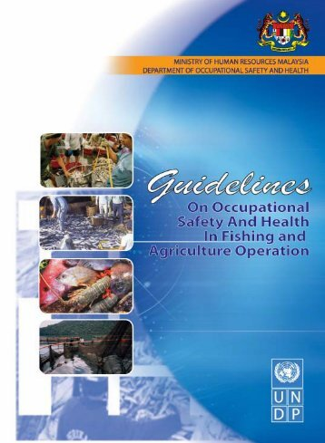 2. Guidelines on Occupational Safety and Health in Fishing ... - Dosh