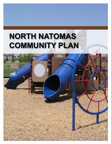 NORTH NATOMAS COMMUNITY PLAN - 2030 General Plan