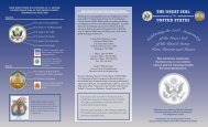 brochure - U.S. Diplomacy Center - US Department of State