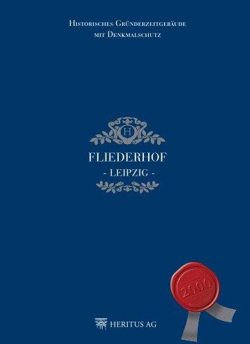 FLIEDERHOF - HERITUS AG