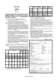 VVzAPO S I zweispaltig Stand 2-12.fm - Ritterbach Verlag