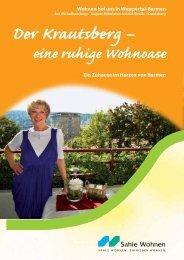Der Krautsberg - Sahle Wohnen
